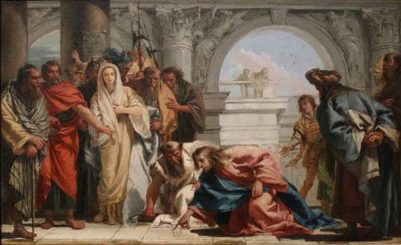 Why Could the Jews Execute Stephen and the Woman Caught in Adultery but not Jesus? – Escaping Christian Fundamentalism