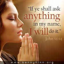 If ye shall ask anything in my name, I... - Benny Hinn Ministries | Facebook